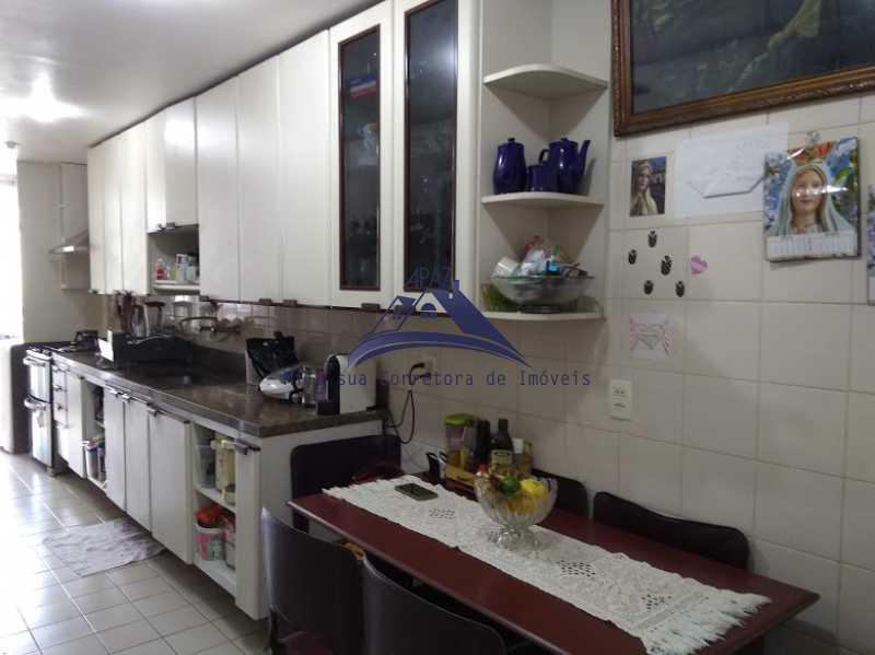 4 laranjeiras - Apartamento 5 quartos à venda Rio de Janeiro,RJ - R$ 1.680.000 - MSAP50003 - 21