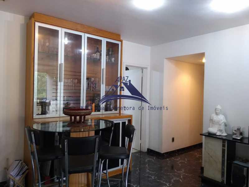 6 laranjeiras - Apartamento 5 quartos à venda Rio de Janeiro,RJ - R$ 1.680.000 - MSAP50003 - 4