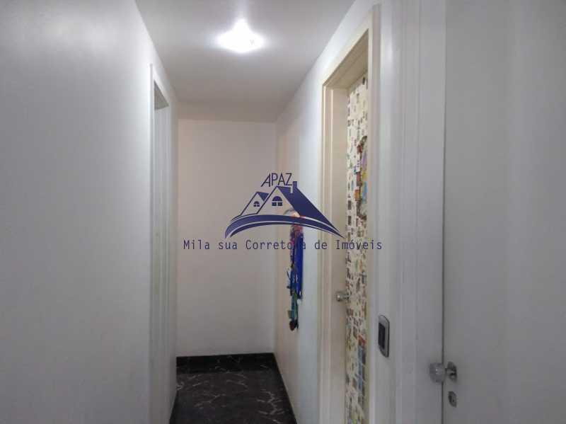 7 laranjeiras - Apartamento 5 quartos à venda Rio de Janeiro,RJ - R$ 1.680.000 - MSAP50003 - 9