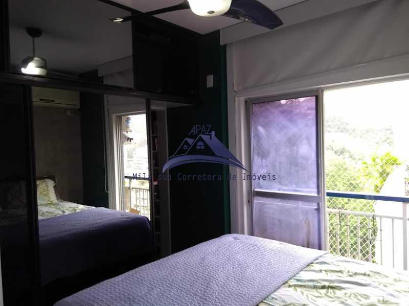 15 laranjeiras - Apartamento 5 quartos à venda Rio de Janeiro,RJ - R$ 1.680.000 - MSAP50003 - 10