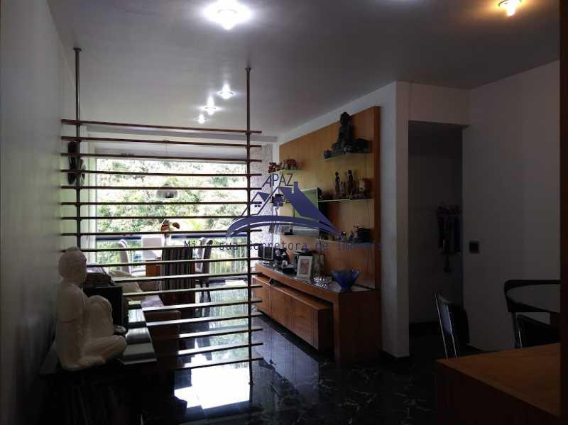 35 laranjeiras - Apartamento 5 quartos à venda Rio de Janeiro,RJ - R$ 1.680.000 - MSAP50003 - 6