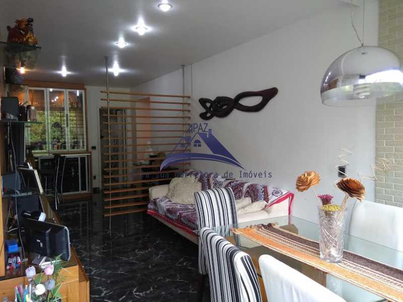 40 laranjeiras - Apartamento 5 quartos à venda Rio de Janeiro,RJ - R$ 1.680.000 - MSAP50003 - 3