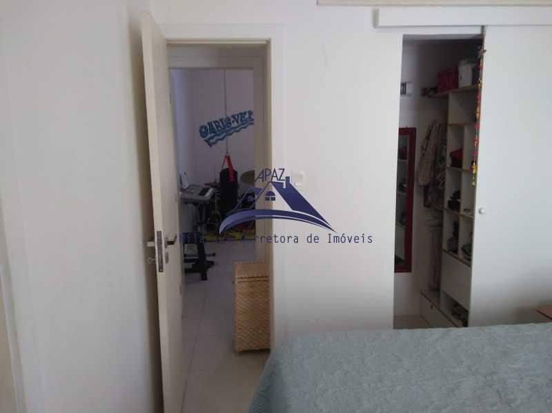 laranjeiras 19 - Apartamento Rio de Janeiro,Laranjeiras,RJ À Venda,3 Quartos,95m² - MSAP30043 - 8
