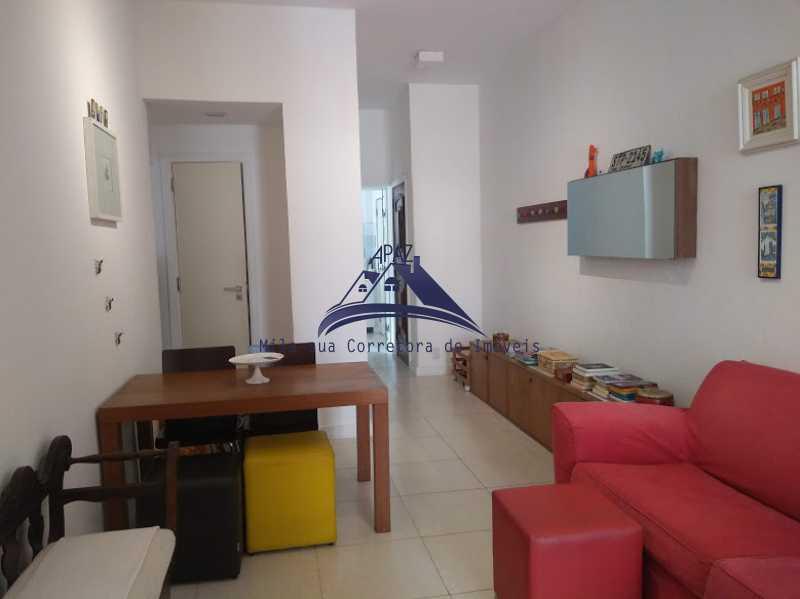 laranjeiras 31 - Apartamento Rio de Janeiro,Laranjeiras,RJ À Venda,3 Quartos,95m² - MSAP30043 - 6