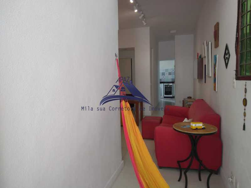 laranjeiras 36 - Apartamento Rio de Janeiro,Laranjeiras,RJ À Venda,3 Quartos,95m² - MSAP30043 - 4
