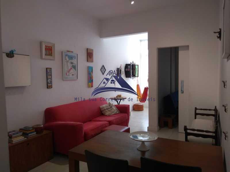 laranjeiras 37 - Apartamento Rio de Janeiro,Laranjeiras,RJ À Venda,3 Quartos,95m² - MSAP30043 - 3