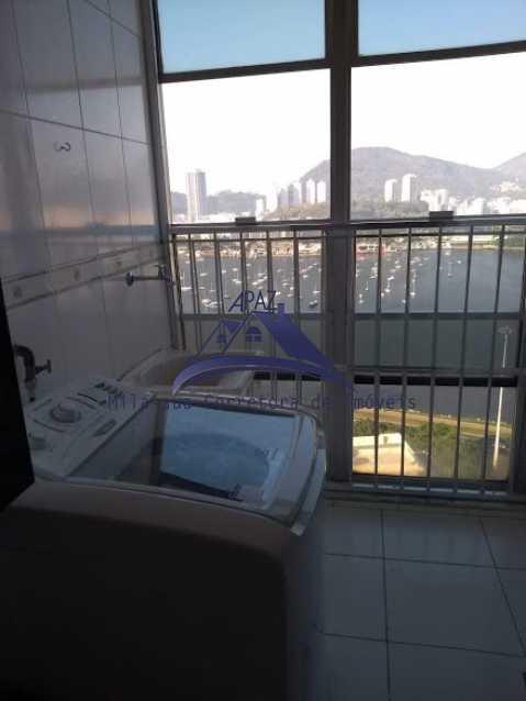 apoloç - Apartamento Rio de Janeiro,Botafogo,RJ À Venda,2 Quartos,95m² - MSAP20037 - 25