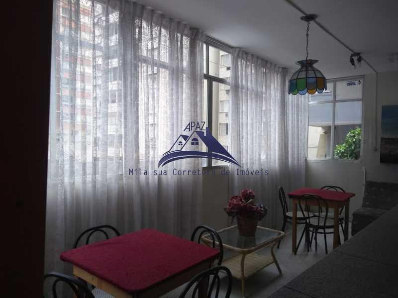 b12 - Apartamento À Venda - Rio de Janeiro - RJ - Laranjeiras - MSAP10015 - 21