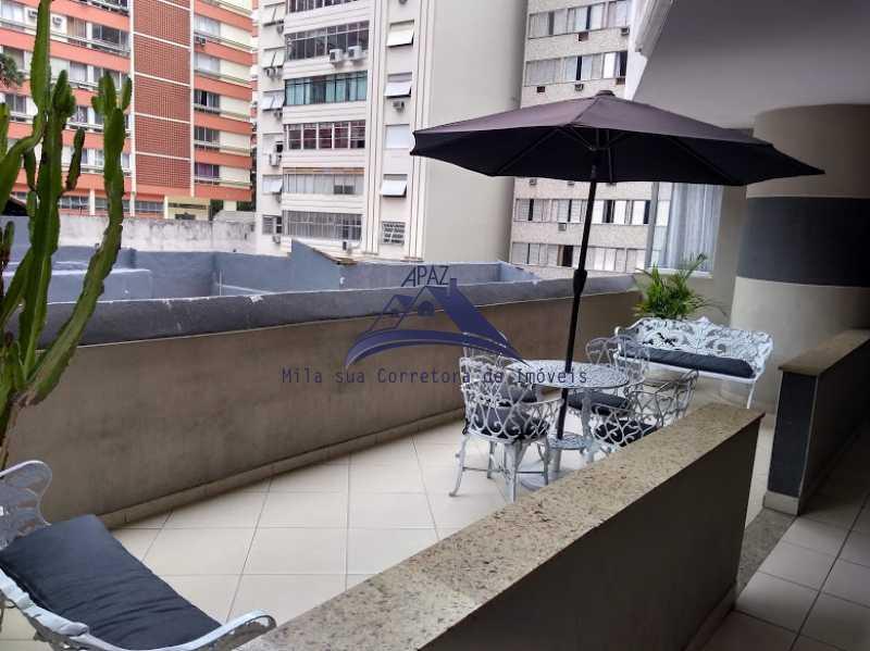 b13 - Apartamento À Venda - Rio de Janeiro - RJ - Laranjeiras - MSAP10015 - 22