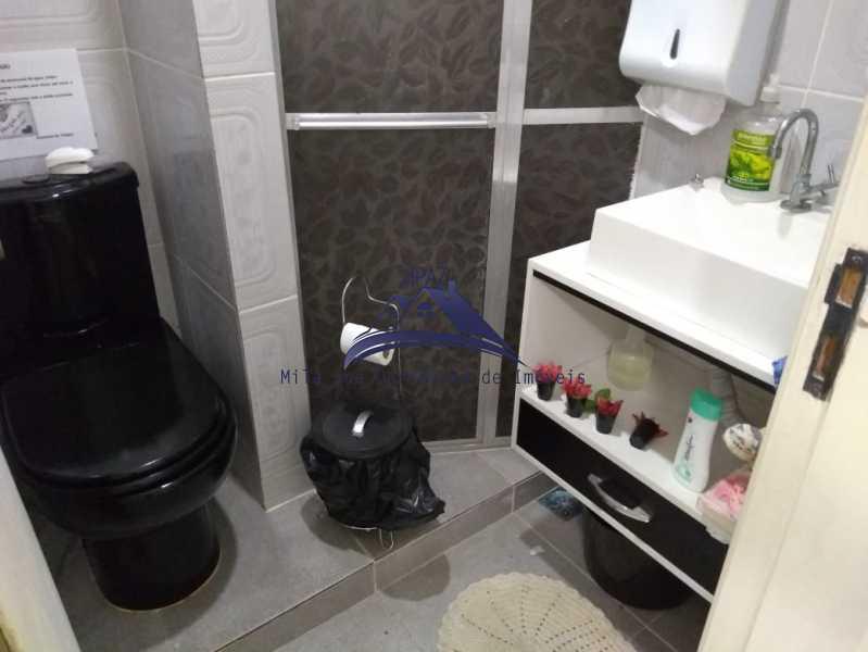 BANHEIRO PRETO - Casa Rio de Janeiro,Catete,RJ À Venda,4 Quartos,200m² - MSCA40001 - 4