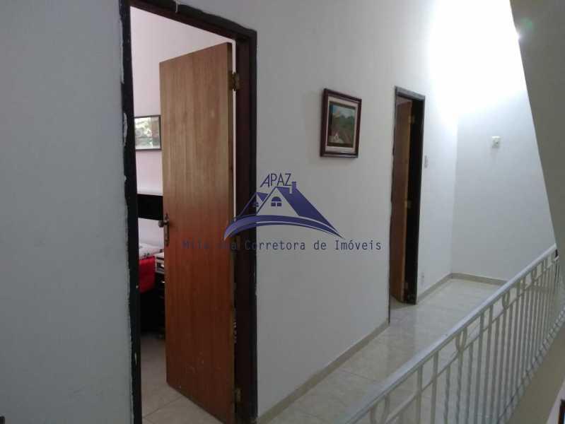 CORREDOR - Casa Rio de Janeiro,Catete,RJ À Venda,4 Quartos,200m² - MSCA40001 - 7