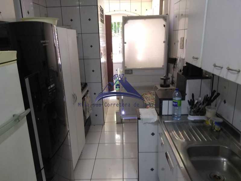 COZINHA AMPLA - Casa Rio de Janeiro,Catete,RJ À Venda,4 Quartos,200m² - MSCA40001 - 8