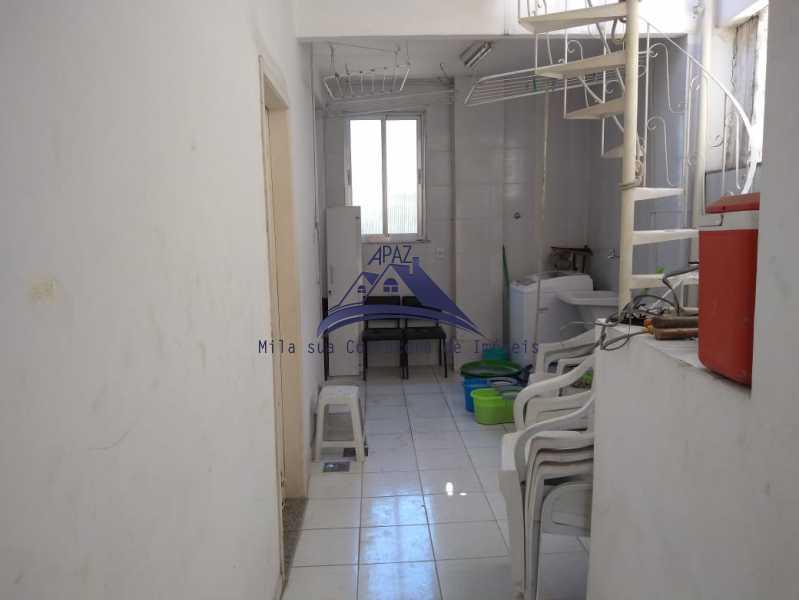 LAVANDERIA - Casa Rio de Janeiro,Catete,RJ À Venda,4 Quartos,200m² - MSCA40001 - 13