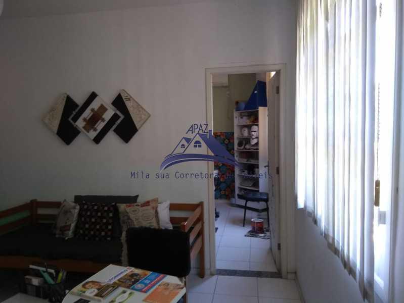QUARTO 4 PEQ - Casa Rio de Janeiro,Catete,RJ À Venda,4 Quartos,200m² - MSCA40001 - 17