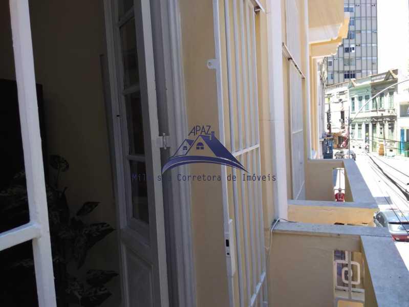 VARANDAS - Casa Rio de Janeiro,Catete,RJ À Venda,4 Quartos,200m² - MSCA40001 - 21