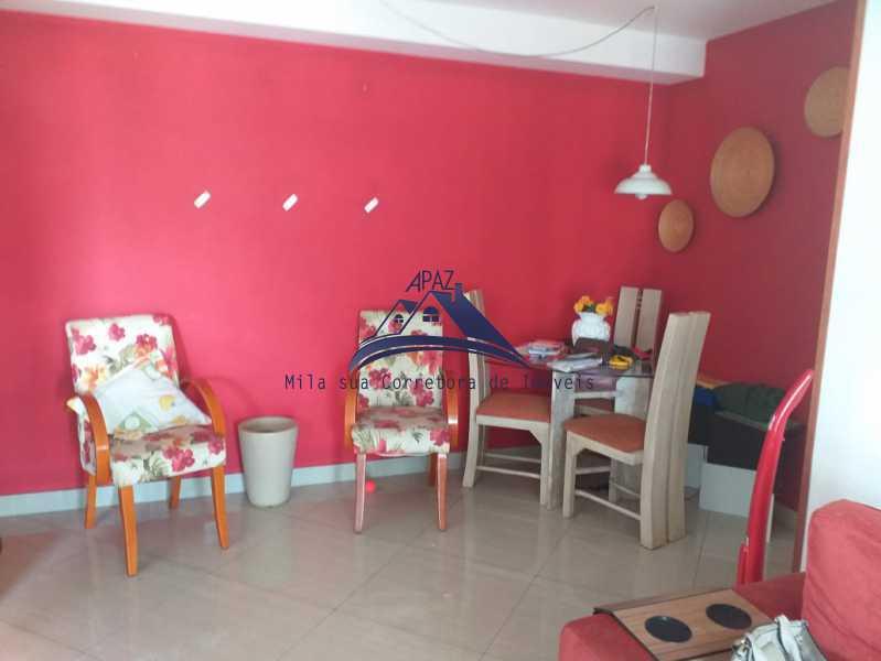SALA AMPLA - Apartamento À Venda - Rio de Janeiro - RJ - Del Castilho - MSAP20038 - 3