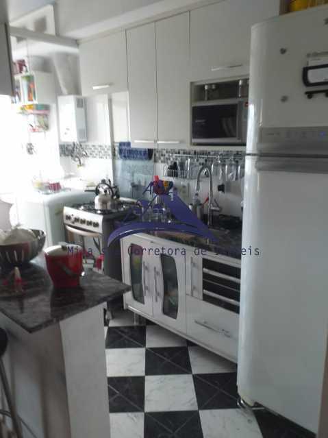 COZINHA VISÃO - Apartamento À Venda - Rio de Janeiro - RJ - Del Castilho - MSAP20038 - 9