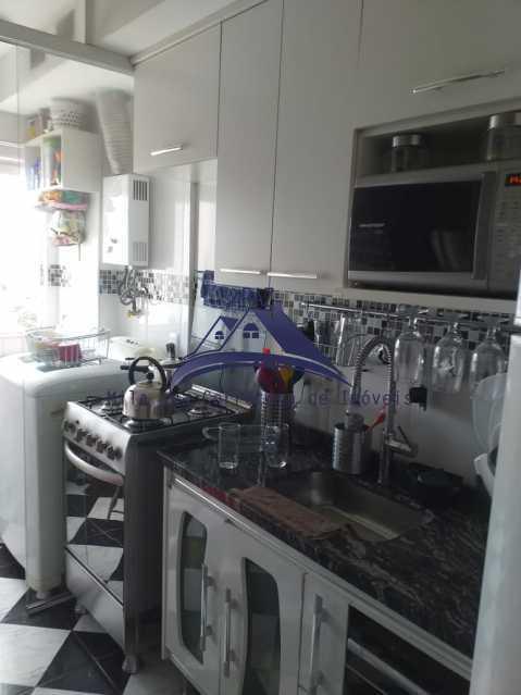 COZINHA - Apartamento À Venda - Rio de Janeiro - RJ - Del Castilho - MSAP20038 - 10