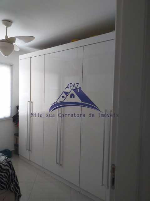QUARTO 2 - Apartamento À Venda - Rio de Janeiro - RJ - Del Castilho - MSAP20038 - 15