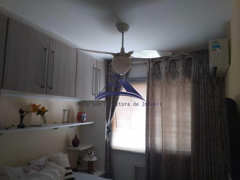 QUARTO JANELA - Apartamento À Venda - Rio de Janeiro - RJ - Del Castilho - MSAP20038 - 16