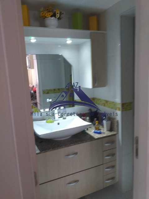 BANCADA BANHEIRO - Apartamento À Venda - Rio de Janeiro - RJ - Del Castilho - MSAP20038 - 17