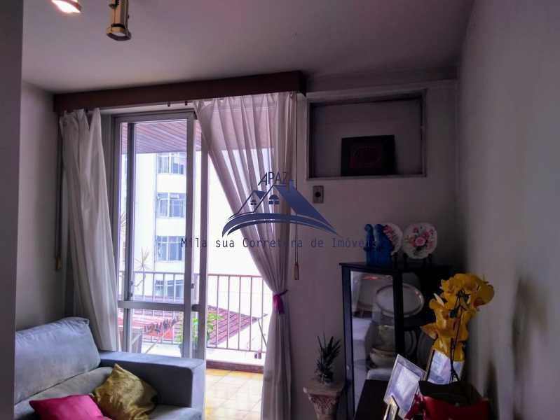SALA  COM VARANDA - Apartamento 3 quartos à venda Rio de Janeiro,RJ - R$ 970.000 - MSAP30048 - 3