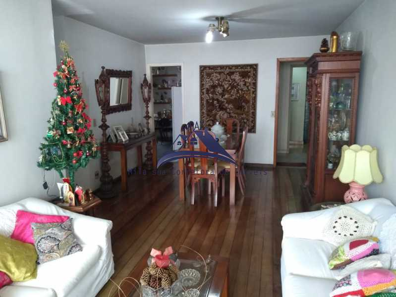 SALA ESTAR E JANTAR - Apartamento 3 quartos à venda Rio de Janeiro,RJ - R$ 970.000 - MSAP30048 - 4