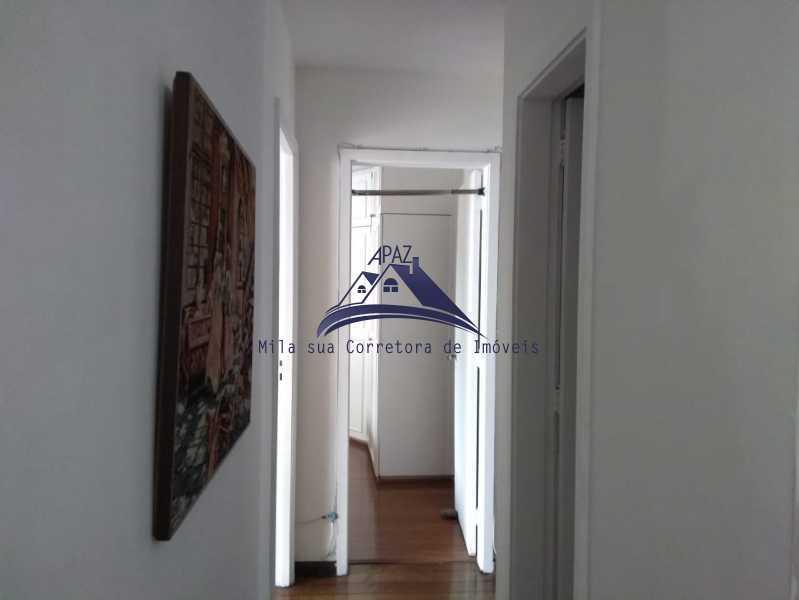 corredor - Apartamento 3 quartos à venda Rio de Janeiro,RJ - R$ 970.000 - MSAP30048 - 5