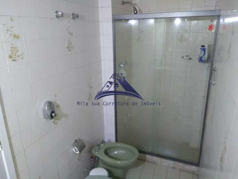 BANHEIRO CHUVEIRO - Apartamento 3 quartos à venda Rio de Janeiro,RJ - R$ 970.000 - MSAP30048 - 14