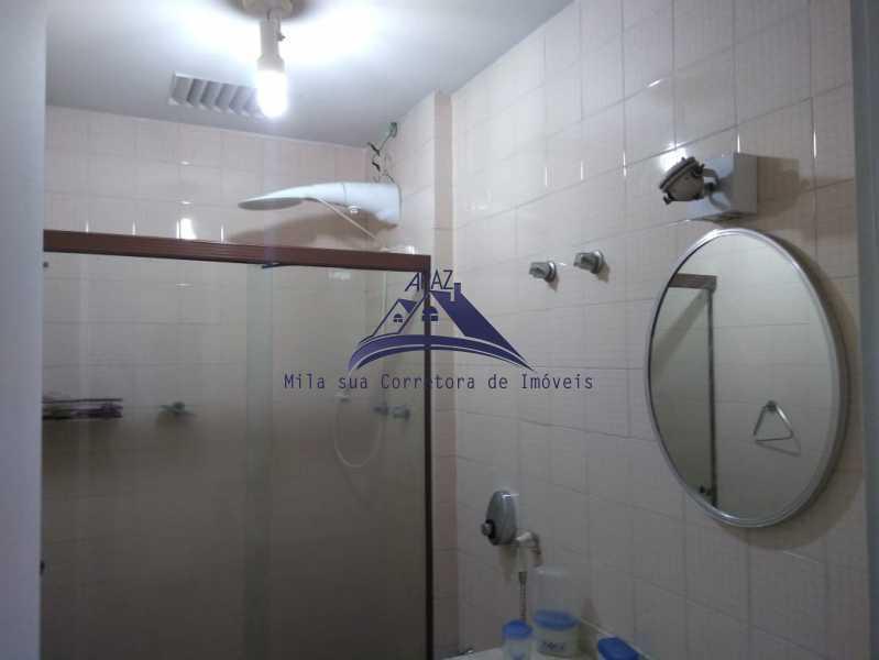 BANHEIRO SUÍTE - Apartamento 3 quartos à venda Rio de Janeiro,RJ - R$ 970.000 - MSAP30048 - 9