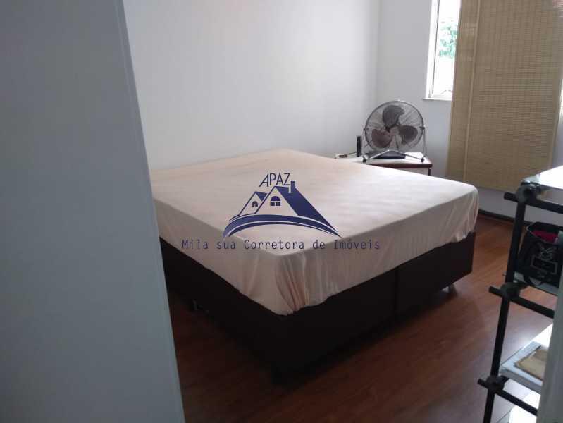 QUARTO 2 - Apartamento 3 quartos à venda Rio de Janeiro,RJ - R$ 970.000 - MSAP30048 - 11