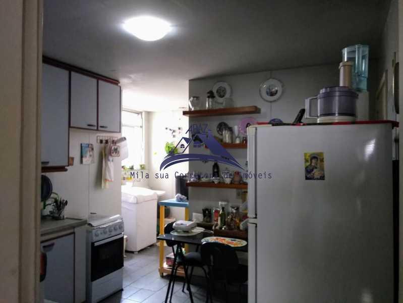 COZINHA ÁREA - Apartamento 3 quartos à venda Rio de Janeiro,RJ - R$ 970.000 - MSAP30048 - 16