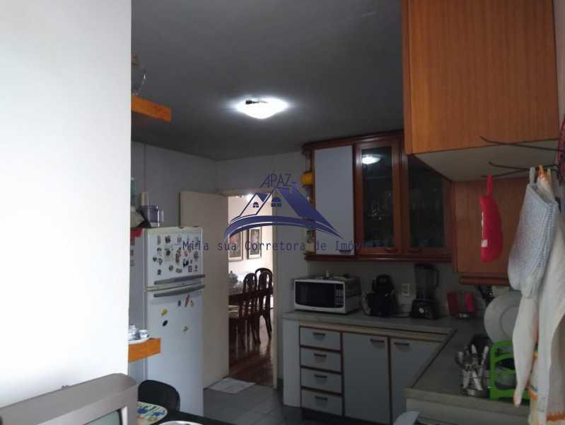 COZINHA SALA - Apartamento 3 quartos à venda Rio de Janeiro,RJ - R$ 970.000 - MSAP30048 - 17