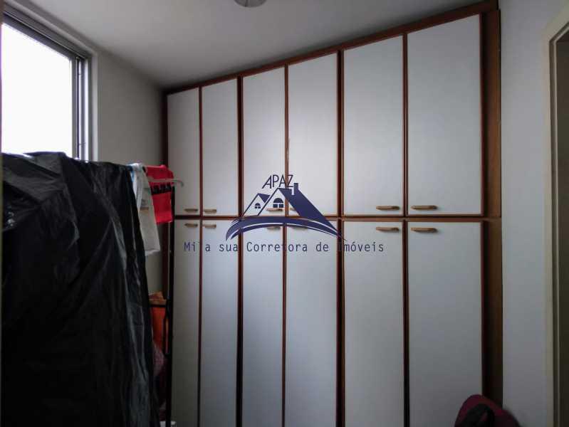 DEPENDENCIA DA EMPREGADA - Apartamento 3 quartos à venda Rio de Janeiro,RJ - R$ 970.000 - MSAP30048 - 18