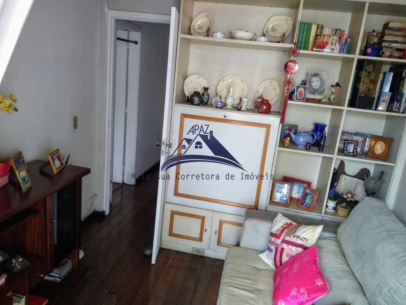 QUARTO - Apartamento 3 quartos à venda Rio de Janeiro,RJ - R$ 970.000 - MSAP30048 - 19