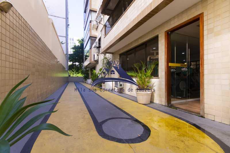 entrada - Apartamento À Venda - Rio de Janeiro - RJ - Leblon - MSAP20039 - 1