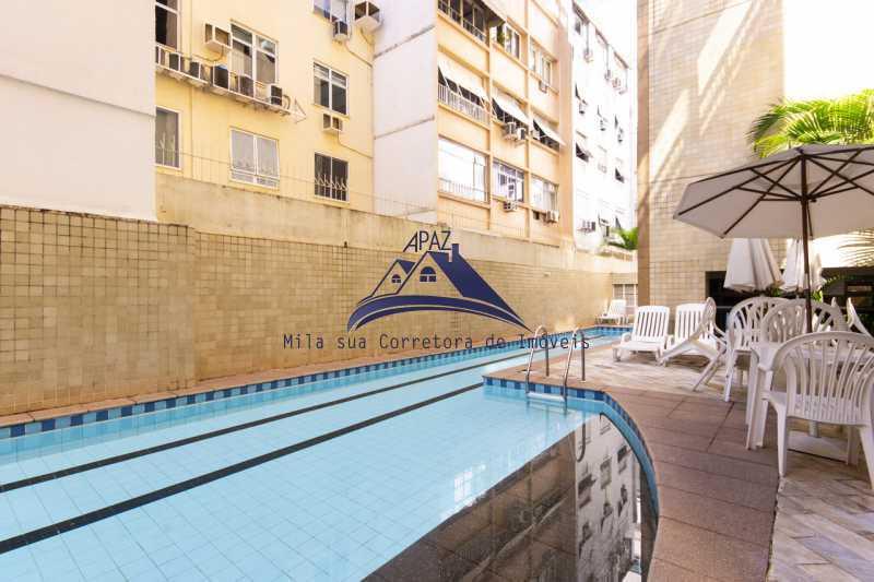 piscina - Apartamento À Venda - Rio de Janeiro - RJ - Leblon - MSAP20039 - 19