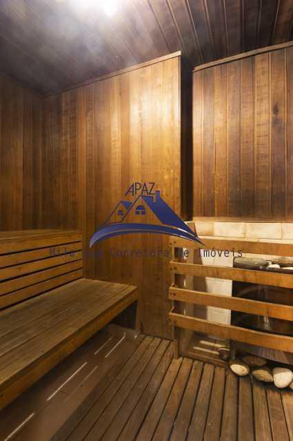 sauna 1 - Apartamento À Venda - Rio de Janeiro - RJ - Leblon - MSAP20039 - 20