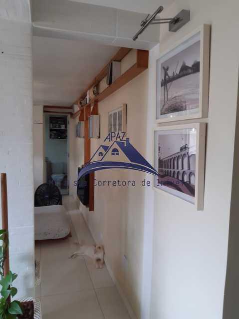 CORREDOR - Cobertura Rio de Janeiro,Flamengo,RJ À Venda,3 Quartos,143m² - MSCO30006 - 6