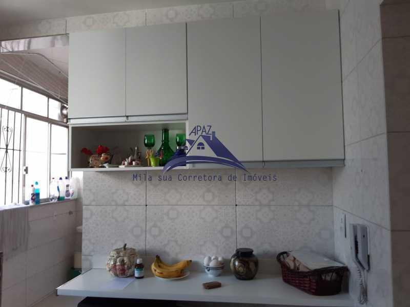 ARMARIO EMBUTIDO COZINHA - Cobertura Rio de Janeiro,Flamengo,RJ À Venda,3 Quartos,143m² - MSCO30006 - 7