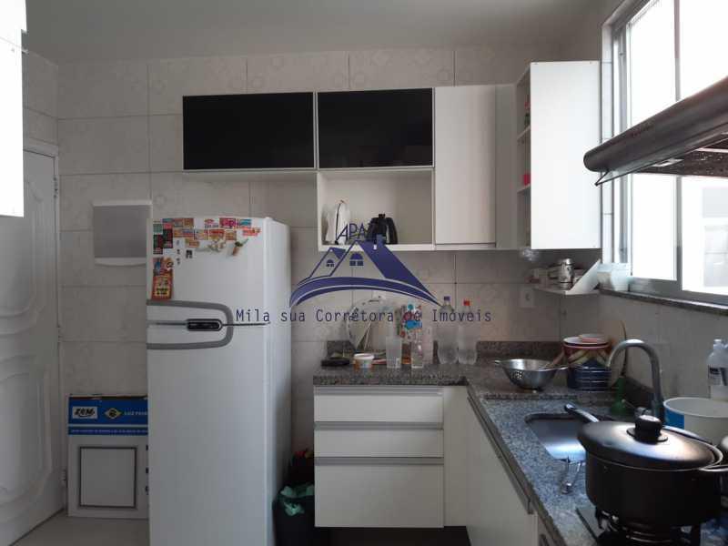 COZINHA AMPLA - Cobertura Rio de Janeiro,Flamengo,RJ À Venda,3 Quartos,143m² - MSCO30006 - 9