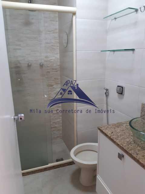 BOXE COM PIA - Cobertura Rio de Janeiro,Flamengo,RJ À Venda,3 Quartos,143m² - MSCO30006 - 16