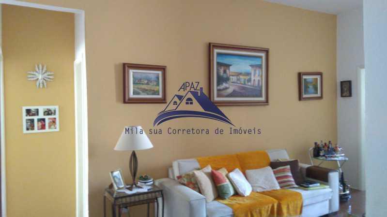 SALA 1 - Apartamento 2 quartos à venda Rio de Janeiro,RJ - R$ 580.000 - MSAP20040 - 1