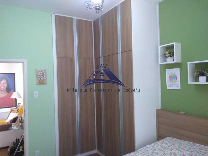 QUARRTO E ARMÁRIOS - Apartamento 2 quartos à venda Rio de Janeiro,RJ - R$ 580.000 - MSAP20040 - 4