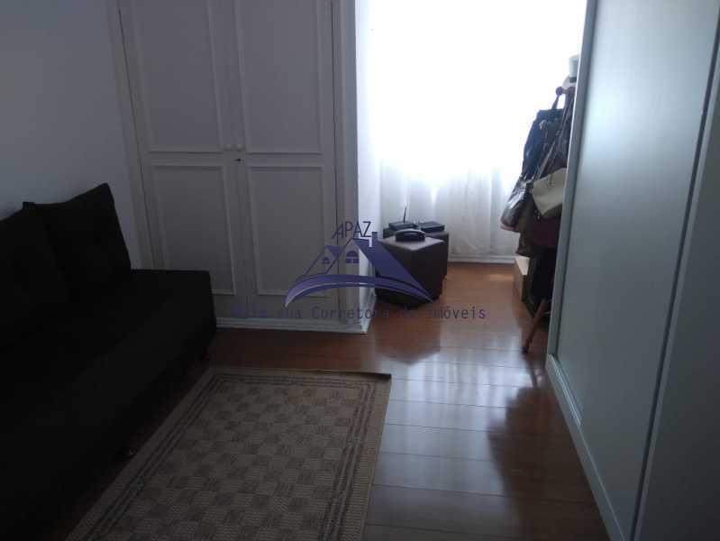 QUARTO 2 - Apartamento 2 quartos à venda Rio de Janeiro,RJ - R$ 580.000 - MSAP20040 - 5
