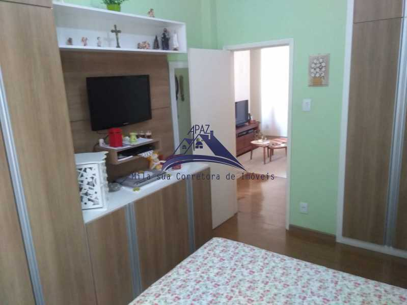 QUARTO VISÃO DA SALA - Apartamento 2 quartos à venda Rio de Janeiro,RJ - R$ 580.000 - MSAP20040 - 6