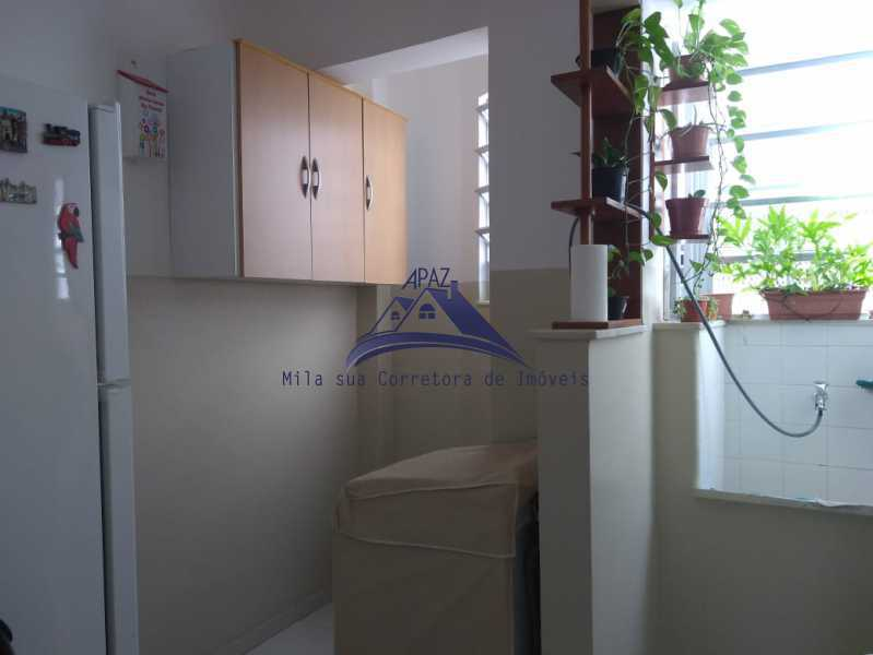ÁREA - Apartamento 2 quartos à venda Rio de Janeiro,RJ - R$ 580.000 - MSAP20040 - 8