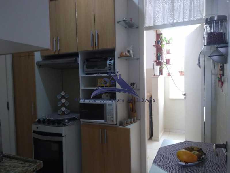 ARMÁRIOS COZINHA - Apartamento 2 quartos à venda Rio de Janeiro,RJ - R$ 580.000 - MSAP20040 - 9