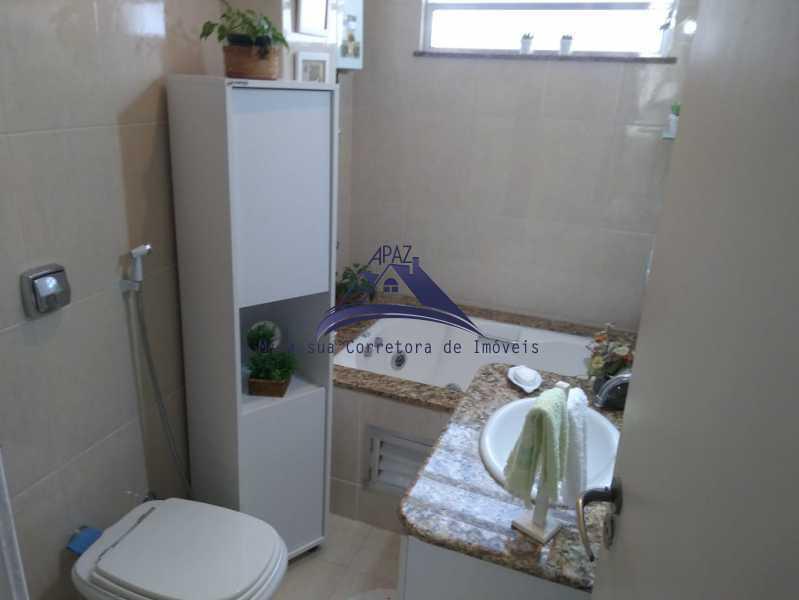 BANHEIRO VISÃO - Apartamento 2 quartos à venda Rio de Janeiro,RJ - R$ 580.000 - MSAP20040 - 12
