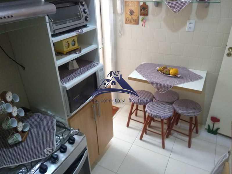 COZINHA VISÃO - Apartamento 2 quartos à venda Rio de Janeiro,RJ - R$ 580.000 - MSAP20040 - 13